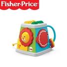 Fisher-Price 費雪 美國 輕便遊戲學習盒玩具