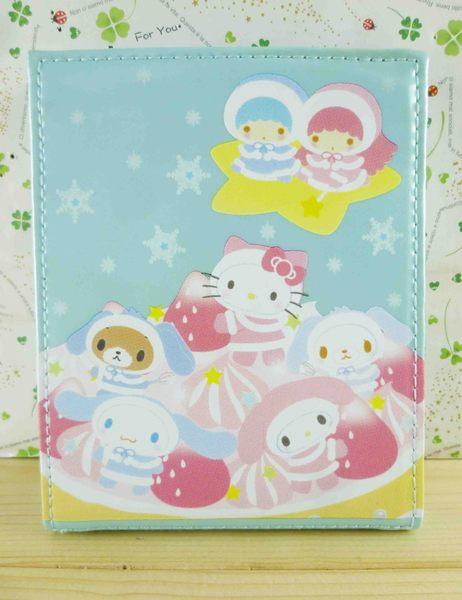 【震撼精品百貨】Hello Kitty 凱蒂貓-摺疊鏡-聖誕節