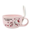 小禮堂 Hello Kitty 寬口陶瓷...