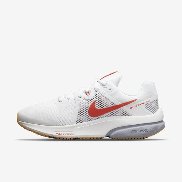 Nike Zoom Prevail [DA1102-100] 男 慢跑鞋 運動 休閒 輕量 氣墊 緩震 透氣 白紅