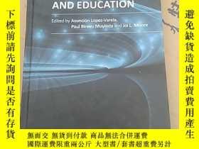 二手書博民逛書店DISTANCE罕見LEARNING AND EDUCATION 外文原版 精裝Y14465 出版201