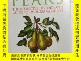 二手書博民逛書店THE罕見BOOK OF PEARS THE DEFINITIVE GISTORY AND GUIDE TO OV