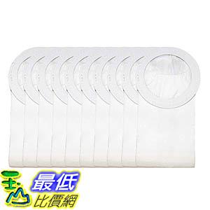 [106美國直購] 10 Allergen Filtration Vacuum Bags for Oreck XL Ironman Vacuums PKIM765, 61963
