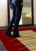 范登伯格 瑪嘉達 輕鬆小品優質地毯-彩條-100x150cm