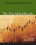 二手書《The New Global Brands: Managing Non-government Organizations in the 21st Century》 R2Y ISBN:032432023X