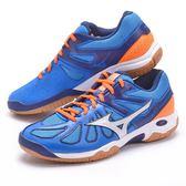 樂買網 MIZUNO 18FW 中階款 男排球鞋 SMASH LO 4系列 2E寬楦 71GA186001 贈排球襪