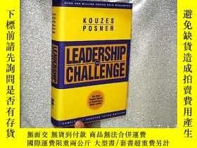 二手書博民逛書店The罕見Leadership Challenge 領導力挑戰