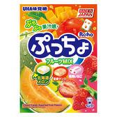 味覺糖普超軟糖-水果味90G【愛買】