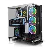 Thermaltake曜越 Core P5 TG V2 壁掛式強化玻璃機殼 黑色版