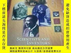 二手書博民逛書店SCIENTISTS罕見AND INVENTORS(科學家和發明