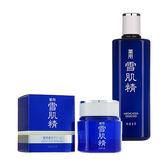 KOSE 高絲 超值組 藥用雪肌精化妝水 + 藥用雪肌精面霜 1 set, 2 pcs 【玫麗網】