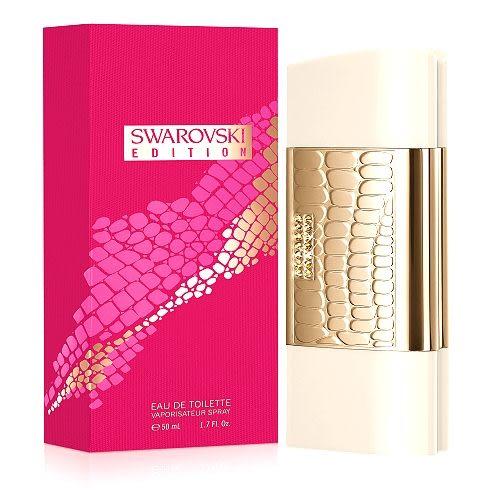 Swarovski Edition 典藏時尚限量版淡香水 50ml