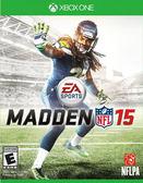 X1 Madden NFL 15 勁爆美式足球 15(美版代購)