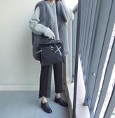 皮草外套女秋冬新款韓版百搭寬鬆毛毛外套狐貍毛短款背心馬甲 城市科技