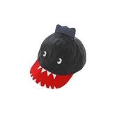 貝嬰諾寶寶純棉防曬遮陽鴨舌帽男女童秋冬防風保暖帽子休閒鯊魚帽