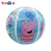 玩具反斗城 PEPPA PIG 佩佩豬沙灘球(40CM)