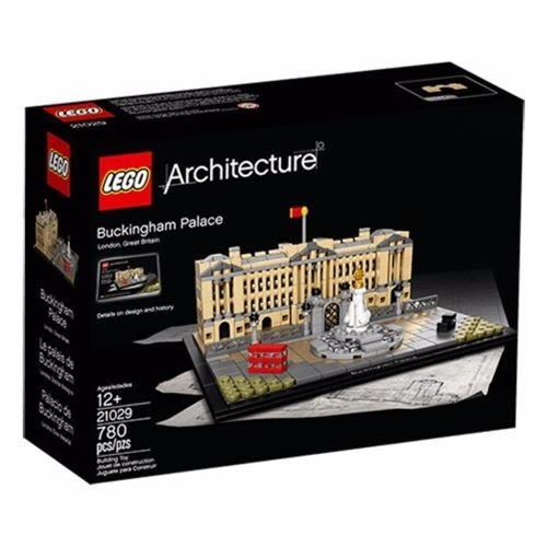 LEGO 樂高 Architecture Buckingham Palace 21029 Landmark Building Set