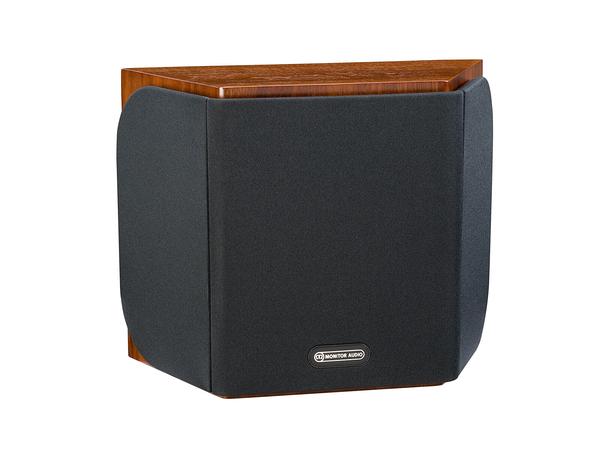 音響專賣店 英國Monitor Audio 名展音響 銀Silver FX 環繞喇叭 木紋版