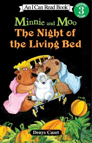 (二手書)An I Can Read Book Level 3: Minnie and Moo: The Night of the Liv..