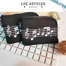 【小麥老師 樂器館】音符收納袋 手機袋 收納袋 零錢包 零錢袋 【A956】