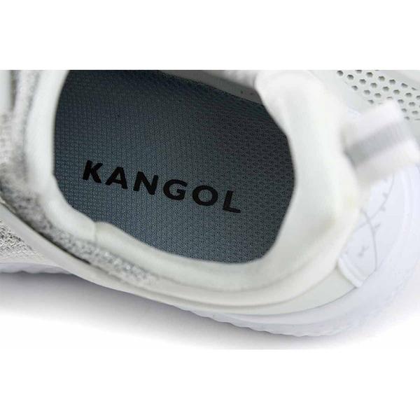 KANGOL 休閒運動鞋 女鞋 白色 6822255100 no033