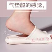 室內拖鞋 拖鞋女士夏天室內軟底靜音防滑浴室涼拖鞋家用夏洗澡 HH3457