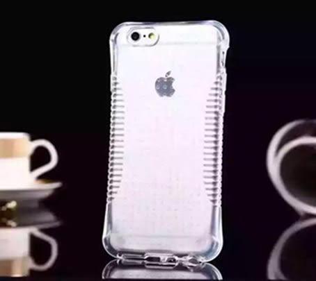 【CHENY】iPhone6/6s/plus 防摔殼二代 保護殼 手機殼 透明殼 防撞殼 四角防護