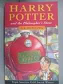 【書寶二手書T1/原文小說_IOE】Harry Potter and the Philosopher s Stone_J. K. Rowling