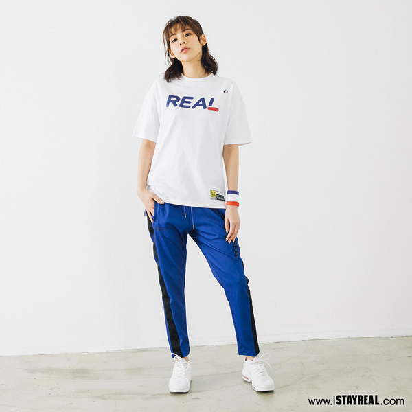 STAYREAL 潮運動百搭縮口褲