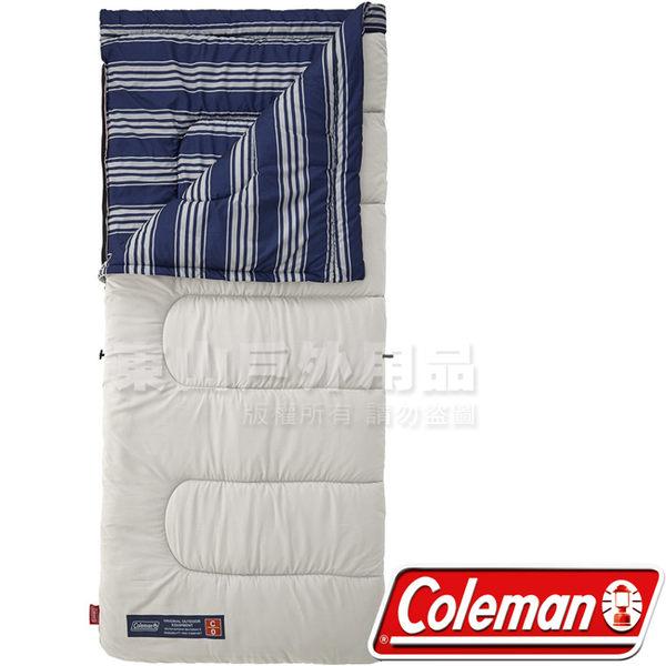 Coleman CM-31097 EZ足部刷毛睡袋 適溫0度睡蛋 公司貨