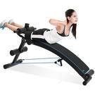 仰臥起坐健身器材家用仰臥板多功能收腹器腹肌板啞鈴凳仰臥起坐板 js1546『科炫3C』