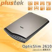 【西瓜籽】 Plustek OpticSlim 2610 全新輕薄A4彩色掃描器 OS2610