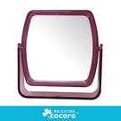 【COCORO樂品】全方位雙面桌鏡(小)