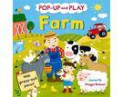 Pop-up And Play Farm 故事農場 精裝立體書