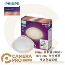 ◎相機專家◎ Philips 飛利浦 PW003 Wi-Fi WiZ 智慧照明 可調色溫嵌燈 LED 公司貨