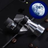 望遠鏡單筒高倍高清微光夜視人體透視1000倍紅外線袖珍便攜成人全館免運【七夕8.8折】