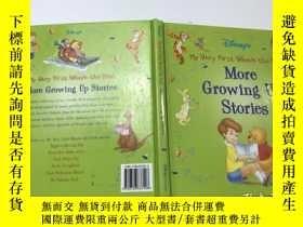 二手書博民逛書店MORE罕見GROWING UP STORIESY383796 英文版 英文版