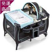 嬰兒床 尿布台 寶寶搖籃床 拼接折疊帶尿布台新生兒bb床H【快速出貨】