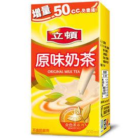 立頓原味奶茶300ml-1組(6入)【合迷雅好物超級商城】