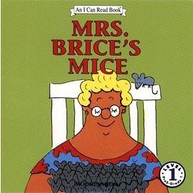 【汪培珽書單】〈An I Can Read單CD 〉MRS BRICE S MICE L1