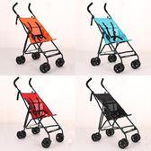 嬰兒推車兒童輕便便攜折疊寶寶傘車便攜式大童旅游手推車四季通igo    琉璃美衣