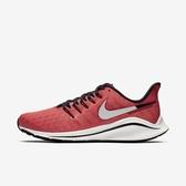Nike W Air Zoom Vomero 14 [AH7858-800] 女鞋 運動 休閒 慢跑 氣墊 緩震 紅 白