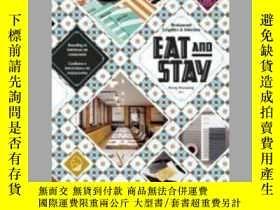 二手書博民逛書店Eat罕見and Stay - Restaurant Graphics and InteriorsY40570