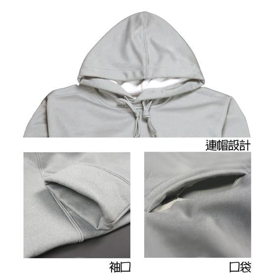 中性長版帽T