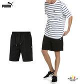 Puma Downtown 男 黑色 短褲 休閒短褲 流行系列 運動 側邊口袋 褲頭束帶 五分褲 57831301