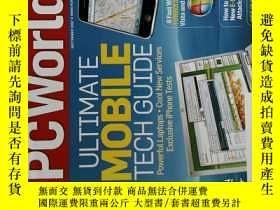 二手書博民逛書店PC罕見WORLD Magazine 2007年9月 英文個人電腦雜誌 可用樣板間道具雜誌Y114412