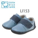 (瑕疵)小藍羊優質手工學步鞋-5號...