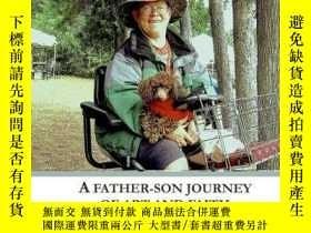 二手書博民逛書店Travels罕見With Troy: A father-son journey of art and faith