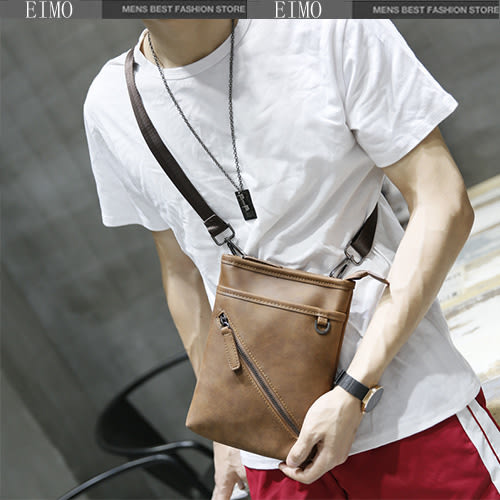 斜背包 運動包單肩包 腰包手機包 E3162