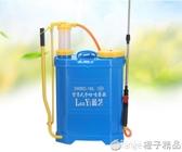 農用手動手壓式氣壓防疫消毒非電動手搖背負式噴霧器噴壺打藥機   (橙子精品)